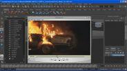 قسمت اول آموزش انفجار ماشین در مایا