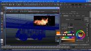 قسمت ششم آموزش انفجار ماشین در مایا