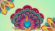موشن گرافیک Happy Deepavali