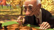 انیمیشن کوتاه  Geri's Game