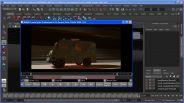 قسمت هشتم آموزش انفجار ماشین در مایا