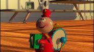 انیمیشن کوتاه Tin Toy